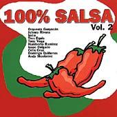 [CD] 100% Salsa Vol. 2