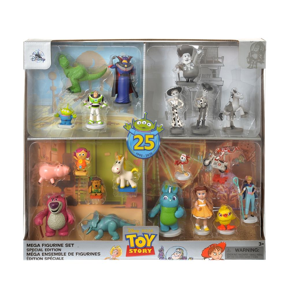 トイ・ストーリー フィギュアセット メガ Pixar Better Together