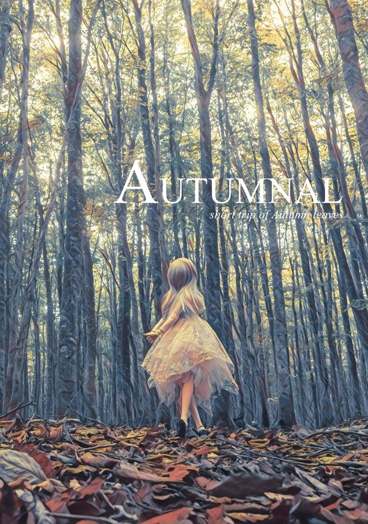 AUTUMNAL / AZURE Toy-Box