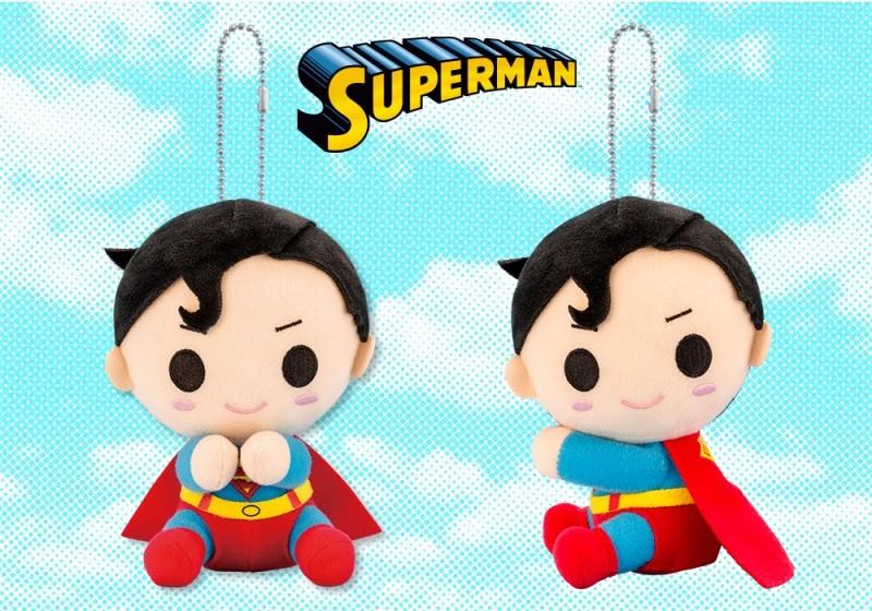 ぴたぬい スーパーマン(スーパーマン)