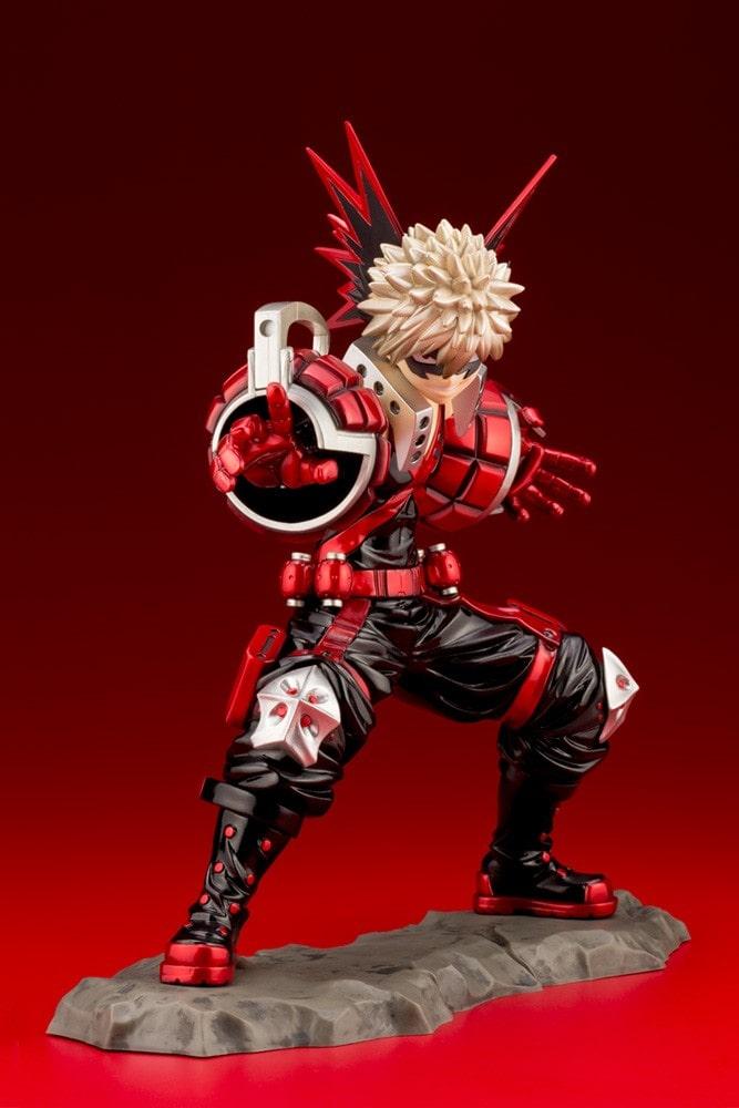 ARTFX J 爆豪勝己 Limited color edition(爆豪勝己 Limited color edition)