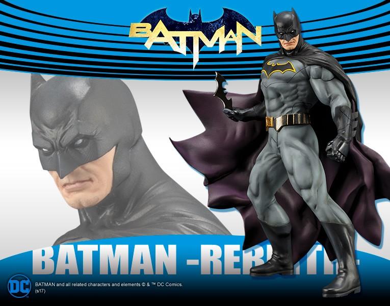 ARTFX+ バットマン REBIRTH