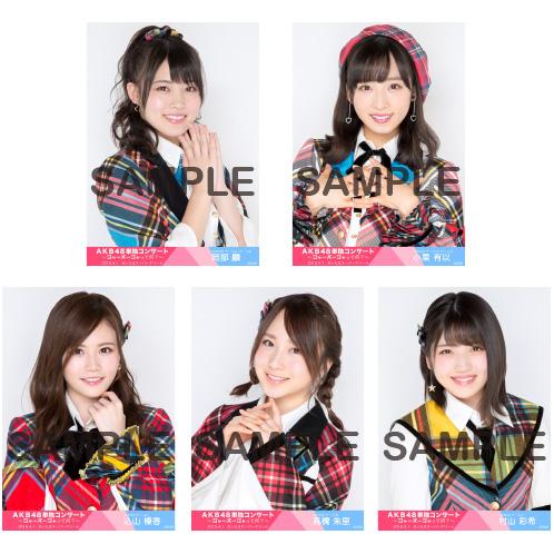 AKB48 単独コンサート~ジャーバージャって何?~ ランダム生写真