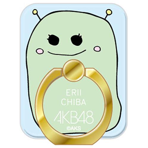 AKB48 メンバーデザイン推しスマホリング 千葉恵里