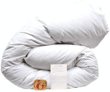 羽毛布団 シングル ホテル仕様 日本製 ニューゴールドラベル(06302505)