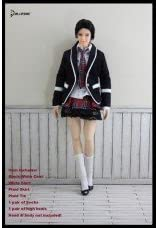 女子高生 冬制服セット Artcreator_BM FT029 1/6 Winter School Uniform set …