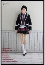 女子高生 冬制服セット Artcreator_BM FT029 1/6 Winter School Uniform set …