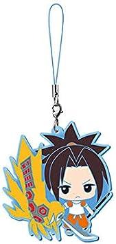 シャーマンキング カプセルラバーマスコット3 [1.葉&阿弥陀丸](単品)