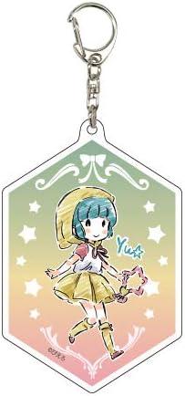魔法の天使クリィミーマミ 01 優(グラフアート) アクリルキーホルダー