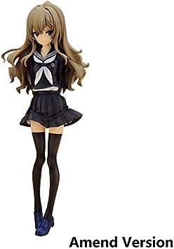 LIRIDP アニメモデル とらドラ!逢坂大河 - 最後のエピソードフィギュア - 高男性と女性のための9.05インチバレンタインデーのギフトを 漫画のキャラクター像