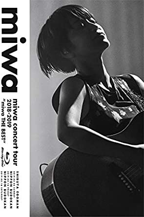 "miwa concert tour 2018-2019 ""miwa THE BEST""(特典なし) [Blu-ray]"