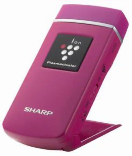 高濃度プラズマクラスター 25000搭載 イオン発生機 モバイルタイプ ピンク系 IG-CM1-P