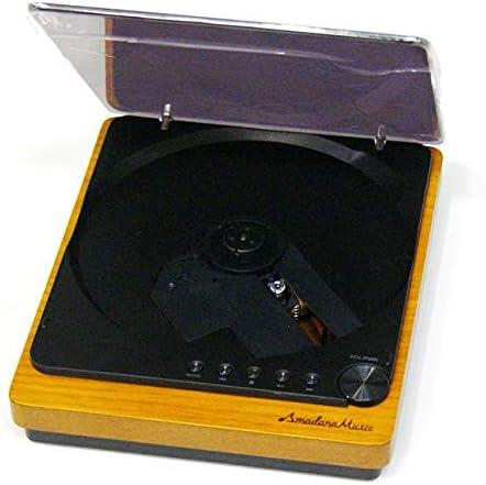Amanada Music アマナダ・ミュージック CDプレーヤー C.C.C.D.P. AM-PCD-101 Bluetooth対応 USB電源