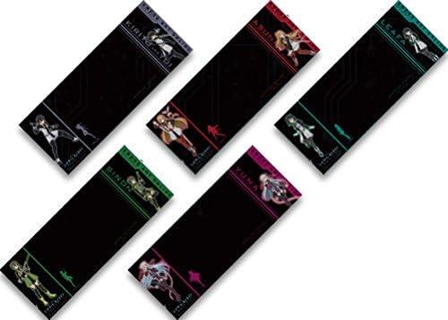 ローソン限定 劇場版 ソードアート・オンライン プロダクトコード付きクリアブックカバー 全5種