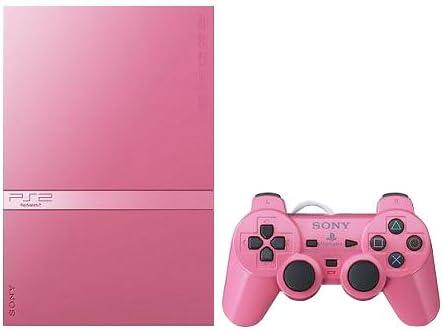 PlayStation 2 ピンク (SCPH-77000PK) 【メーカー生産終了】