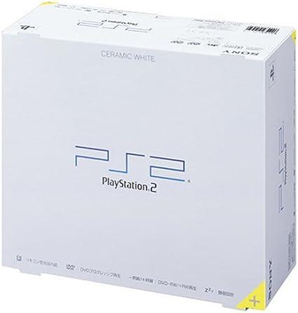 PlayStation 2 セラミック・ホワイト (SCPH-50000CW) 【メーカー生産終了】
