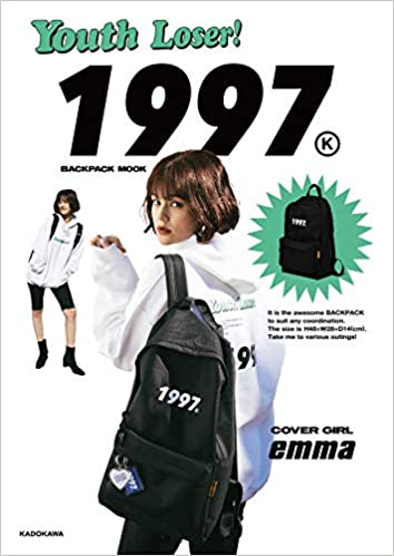 YouthLoser 1997 BACKPACK MOOK (角川SSCムック) (日本語) ムック – 2019/4/18