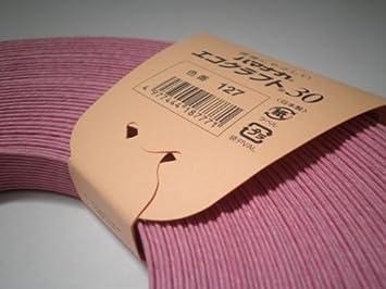 ハマナカ エコクラフト30 <カラー> クラフト 色番号127:桜 30m