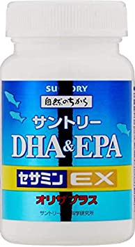 サントリー DHA&EPA+セサミンEX 240粒