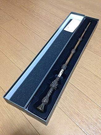 USJ ザ ウィザーディング ワールド オブ ハリー ポッター アルバス ダンブルドア 魔法の杖 収納箱付き コスチューム用小物 40cm