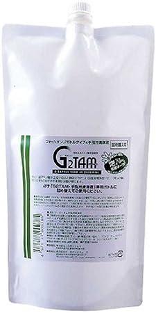 G2TAM手指用清浄液 詰替用 1000ml