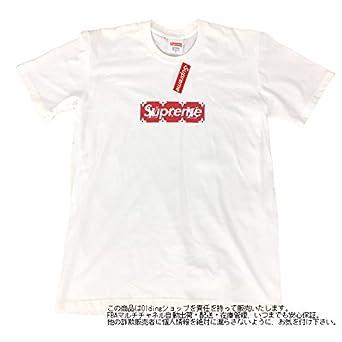 【シュプリームSupreme】LOUIS VUITTON BOX LOGO シュープリーム X ルイヴィトンボックスロゴ 半袖 Tシャツ
