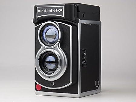 ビーハーフ MiNT 二眼レフインスタントカメラ InstaxFlex TL70