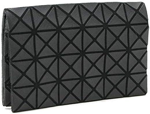 (バオバオ イッセイミヤケ) BAO BAO ISSEY MIYAKE【OYSTER オイスター】 メンズ CARD CASE カードケース ブラック BB AG321 16...