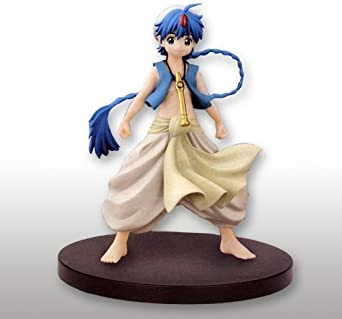The Labyrinth of Magic (Magi) DXF FIGURE Aladdin Banpresto Prize Anime