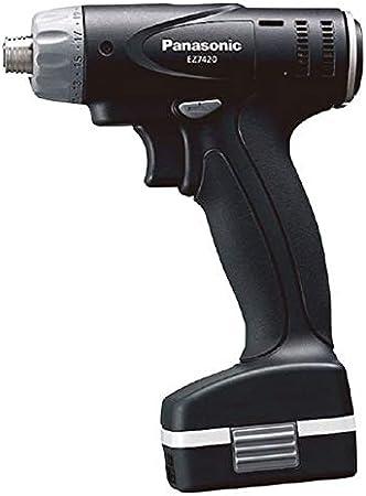 Panasonic(パナソニック) EZ7420LA2J-B リチウム充電ドリルドライバー(黒)
