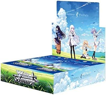 ヴァイスシュヴァルツ ブースターパック Summer Pockets BOX