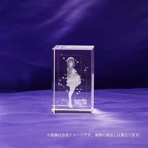 冴えカノ 加藤恵 3Dクリスタルキューブ 劇場版 冴えない彼女の育てかた Fine 特典 深崎暮人 ティザービジュアル