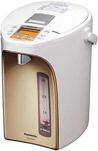 パナソニック 海外仕様 電気ポット NC-SSA400 ホワイト 4.0L
