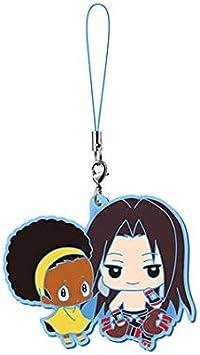シャーマンキング カプセルラバーマスコット3 [5.ハオ&オパチョ](単品)