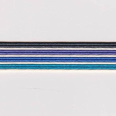 ストライプ ブルー 50m