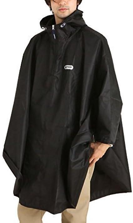 アウトドア プロダクツ OUTDOOR PRODUCTS #06002293 レインポンチョ(男女兼用) L(品番06002293) ブラック