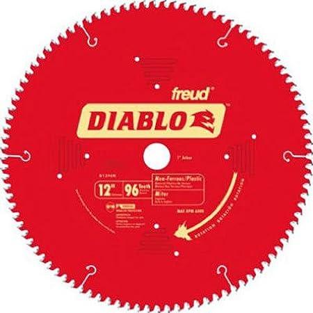 "Freud IncD1296NDiablo Metal and Plastic Circular Saw Blade-12"" 96T SAW BLADE (並行輸入品)"