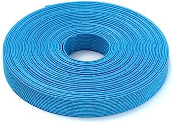 手芸用エコクラフトテープ 青い鳥 50m巻 幅15mm 12芯