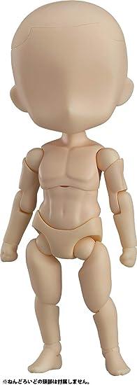 ねんどろいどどーる archetype:Man [almond milk] ノンスケール ABS&PVC製 塗装済み可動フィギュア