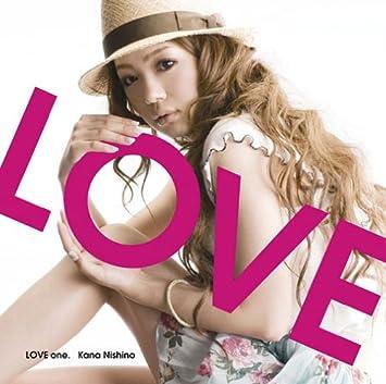 LOVE one. CD+DVD, 限定版