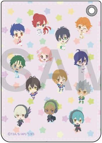 KING OF PRISM -Shiny Seven Stars- ふわぽにシリーズ パスケース