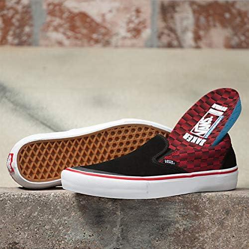 [VANS(バンズ)] ユニセックス靴・スケートシューズ Baker X Vans Slip On PRO ベイカーxバンズ スリッポン Rowan/Speed Check ...