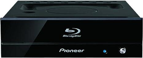 Pioneer パイオニア Ultra HD Blu-ray UHDBD再生対応 BD-R 16倍速書込み 特殊塗装ブラック筐体 BD/DVD/CDライター ピアノブラック ...