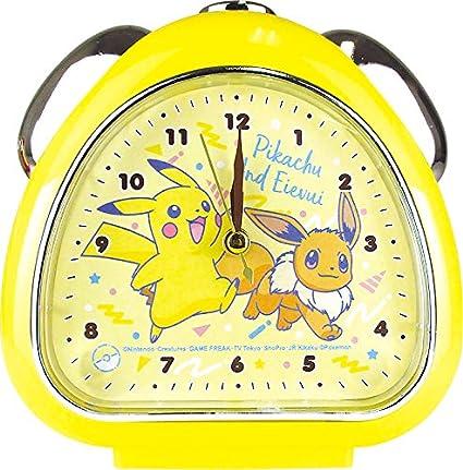 ティーズファクトリー 置き時計 おでかけ H13.5×W13×D5cm ポケットモンスター おむすびクロック 80sPOP PM-5520185OD