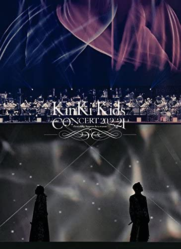【メーカー特典あり】KinKi Kids CONCERT 20.2.21 -Everything happens for a reason- (Blu-ray初回盤)(ミニポ...