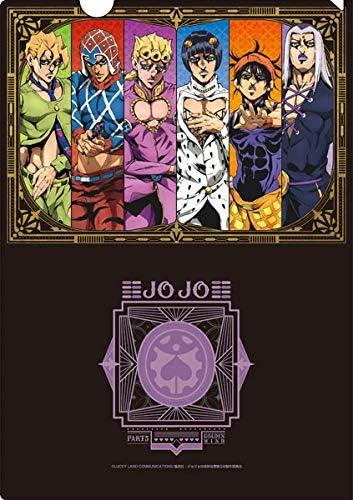 TVアニメ「ジョジョの奇妙な冒険 黄金の風」 クリアファイル A