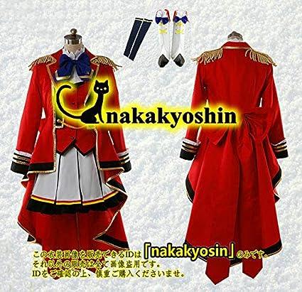 靴下+ブーツカバー付きアイカツスターズ! Aikatsu Stars! 四ツ星学園●コスプレ衣装
