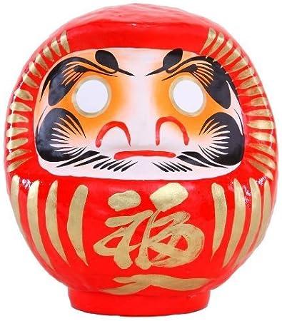 高崎だるま かわいいだるま カラーだるま1号 赤
