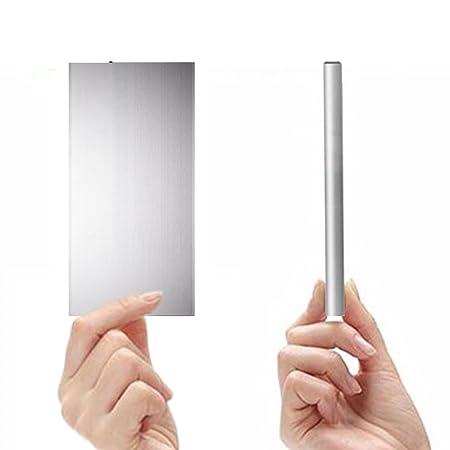 大容量 超薄型 モバイルバッテリー ( 20000mah 2ポート iphone スマホ 2台 同時 充電 可能 ) LED 搭載 充電器 ( Camel Charger ...
