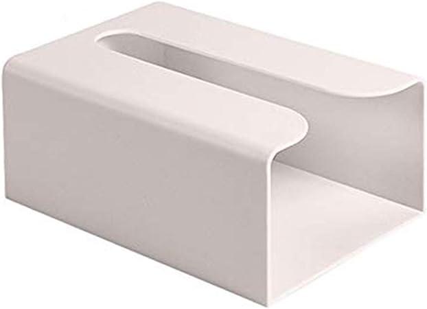 ティッシュボックス ペーパーホルダー 壁掛け 粘着式 キッチンボックスハンガー 壁、戸棚下、戸棚側 立て収納可能 立て収納可能 片手で取る 取付簡単 取り出しやすい 収納 ボ...